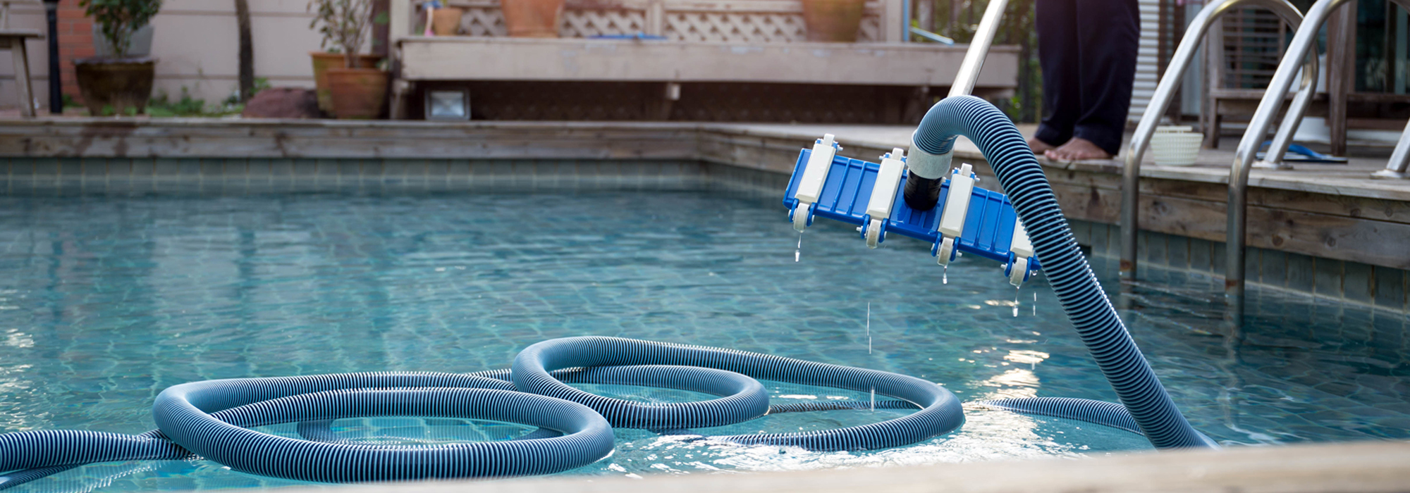 Swimming Pool Maintenance & Repair